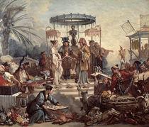 Boucher, Die chinesische Hochzeit/ 1742 von AKG  Images