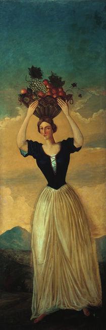 Paul Cézanne, Der Herbst/ 1860–62 von AKG  Images