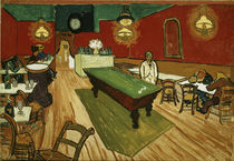 van Gogh / Night Cafe in Arles / 1888 by AKG  Images