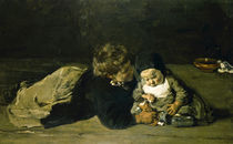 M.Liebermann, Geschwister / 1876 von AKG  Images
