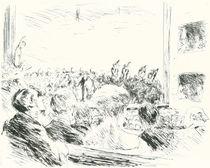 Max Liebermann, Das Symphoniekonzert1912 von AKG  Images