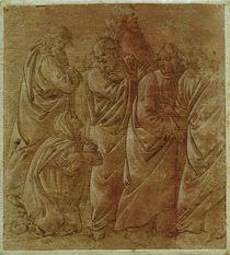 S.Botticelli, Die Frau aus Kanaan von AKG  Images