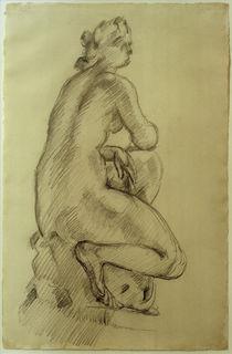 P.Cézanne, Kauernde Venus by AKG  Images