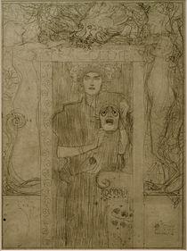 G.Klimt, Die Tragödie (Entwurf) von AKG  Images