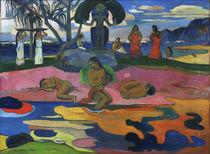 Gauguin, Mahana no atua von AKG  Images