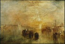 W.Turner, Venice, Going to the Ball by AKG  Images
