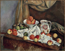Cezanne / Nature morte / 1892/94 by AKG  Images