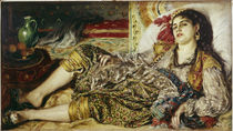 Renoir / Odalisque / 1870 by AKG  Images