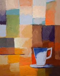 Blue cup von arte-costa-blanca