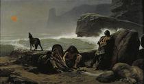 Lecomte du Noüy / Gallische Küstenwächter von AKG  Images