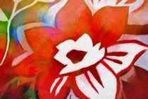 Flowerdeco von arte-costa-blanca