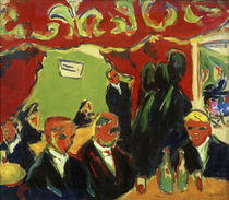 Ernst Ludwig Kirchner, Wine Bar by AKG  Images