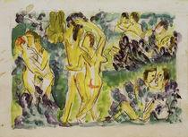 E.L.Kirchner / Garden of Lovers by AKG  Images