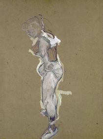 Toulouse-Lautrec, Trapeze Artist / Ptg. by AKG  Images