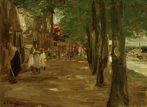 Max Liebermann, Gracht in Edam von AKG  Images
