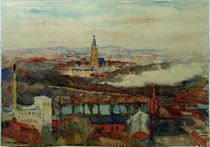 Ph.Franck, Blick auf Potsdam und die Garnisonkirche von AKG  Images