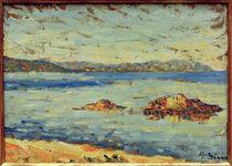 P.Signac, Saint-Tropez, Windstille von AKG  Images
