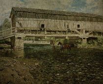 Chr. Rohlfs, Ilmbrücke in Buchfart by AKG  Images