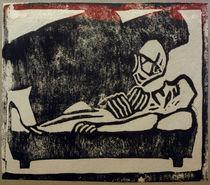 Ch. Rohlfs, Der Tod by AKG  Images