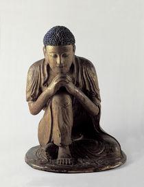 Vairochana / tibetische Skulptur von AKG  Images