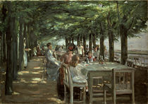 Max Liebermann, Terrace of Jacob by AKG  Images