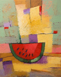 Watermelon by arte-costa-blanca