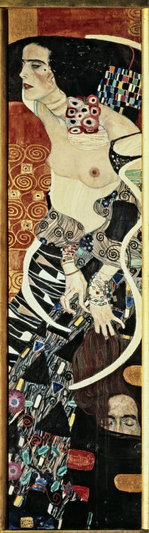 Gustav Klimt / Salome / 1909 by AKG  Images