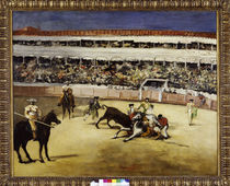 Manet / Bullfight / 1865/66 by AKG  Images