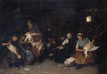 Max Liebermann, Gänserupferinnen, 1872 by AKG  Images
