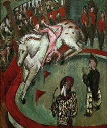 E.L.Kirchner / Circus Rider by AKG  Images