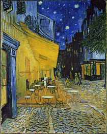 Vincent van Gogh, The Cafe Terrace on the Place du Forum by AKG  Images
