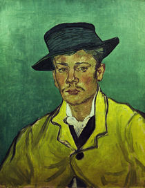 V. van Gogh, Portrait of a young man by AKG  Images