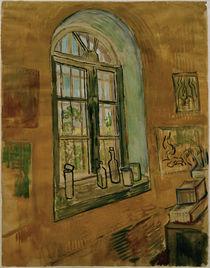 V. van Gogh, Atelierfenster von AKG  Images