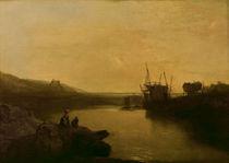 W.Turner, Harlech Castle / Gemälde von AKG  Images