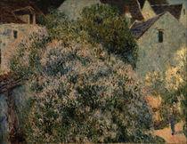 A.Sisley, Der Flieder in meinem Garten von AKG  Images