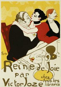 H. de Toulouse-Lautrec, Reine de Joie von AKG  Images