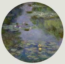 Claude Monet / Nymphéas by AKG  Images