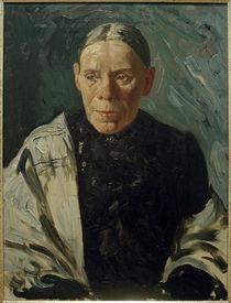 Ph.Franck, Porträt der Mutter by AKG  Images