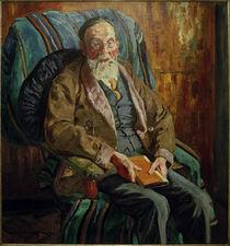 Albert Ruppersberg/ Gemälde von Philipp Franck von AKG  Images