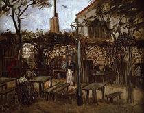 van Gogh, La Guingette / 1886 von AKG  Images