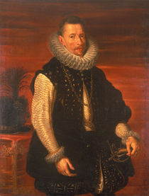 Archduke Albert VII / Painting Rubens by AKG  Images