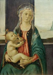 A. del Verrocchio, Madonna del Mare by AKG  Images