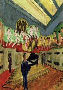 Museum Folkwang, Festsaal / E.L.Kirchner von AKG  Images