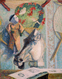P.Gauguin / Still-Life with Horse's Head by AKG  Images