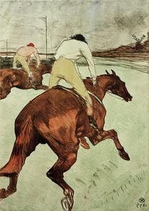 Toulouse-Lautrec / Jockey/ 1899 by AKG  Images
