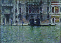 C.Monet, Palazzo da Mula by AKG  Images