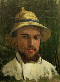 Gustave Caillebotte / Self-portrait by AKG  Images