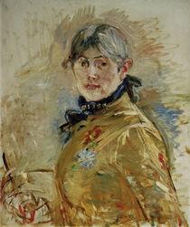 Berthe Morisot, Self portrait / 1885 by AKG  Images