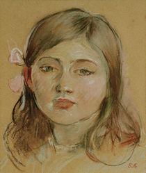 B.Morisot, Porträt von Julie von AKG  Images