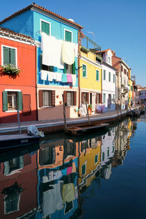 Burano at its best by Bruno Schmidiger